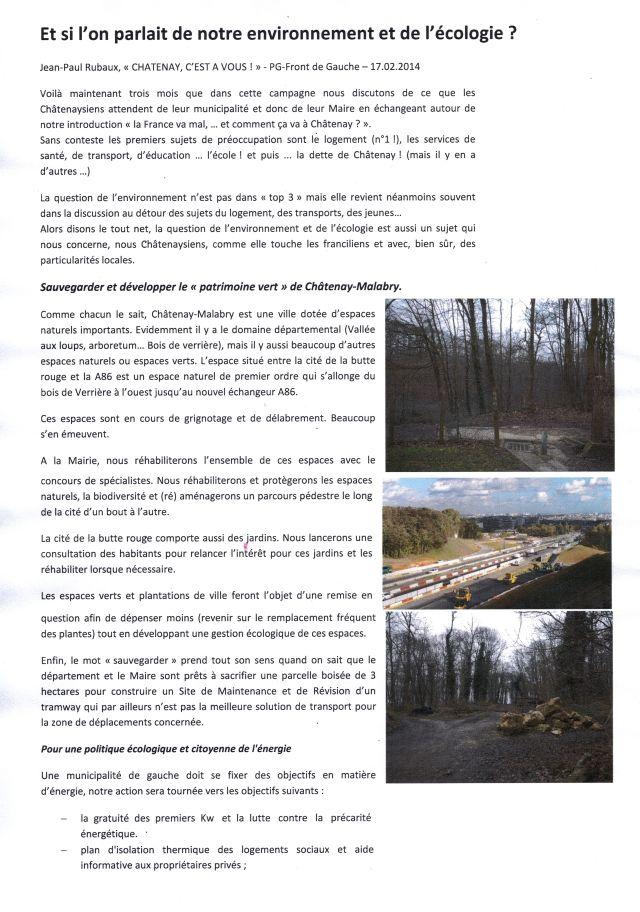 ecologie 1