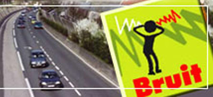 Le bruit de la circulation automobile une tr s forte nuisance pour les riverains ch tenay c - Comment attenuer le bruit d une route ...